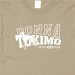 イタリアン・グレイハウンド_ST01_02【With a Dogシリーズ・DONNA TOKIMO・半袖Tシャツ】